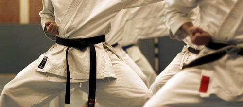 Karate Oberstufe